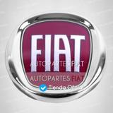 Insignia Trasera 85mm Fiat Punto Idea Palio F3 Original®