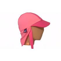 Sombrero Gorro Protección Uv Bebes 47cm Diametro