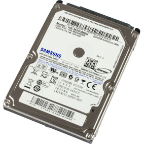 Disco Interno Sata Samsung 500 Gb Notebook 2.5 Consult Stock