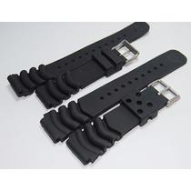 Correa Repuesto Reloj Seiko Diver Strap 20mm - 22mm