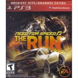 Need For Speed The Run Ps3 Original Nuevo Fisico Caja Sellad