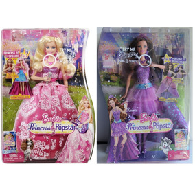 Barbie A Princesa E A Pop Star E Rock In Royals