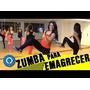 Dvd:tratar Celulite/aprenda Emagrecer+8 Zumbas=frete Gratis