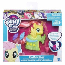Brinquedo My Little Pony Desfile Passarela Fluttershy B9621