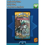 Sobres Sol Y Luna - Pokemon Tcg
