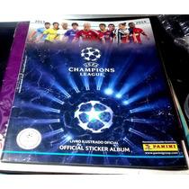 Álbum Euro 2012, Confederações 2013 E Uefa Champions League