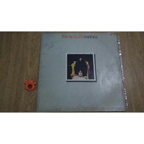 Lp Beatles Rarities Disco De Vinil Frete Grátis Rock Clássic