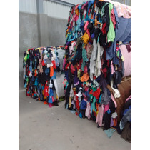 Trapo Industrial Multicolor Tipo Camiseta Algodon Mayoreo