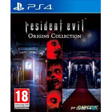 Resident Evil Origins Collection Ps4 Fisico Nuevo Xstation