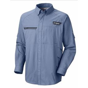 Camisas Jeep Columbia Originales Airgill Chill Nuevas