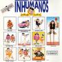 Los Inhumanos Directum Tremens (2cd