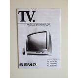 Manual de tv toshiba 34 usado no mercado livre brasil.