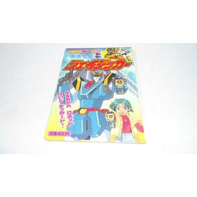 Revista, Capa Dura, De Herois Japoneses