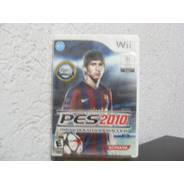 Dvd Pes 2010 Pro Evolution Soccer Konami  ( Lacrado )