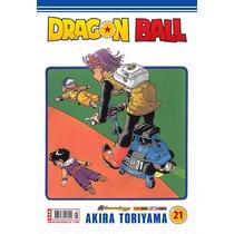Dragon Ball 21! Mangá Panini! Lacrado! Complete Sua Coleção!