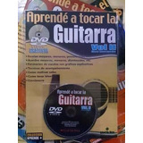 Libro Aprende A Tocar La Guitarra 2 Con Dvd - Los Chiquibum