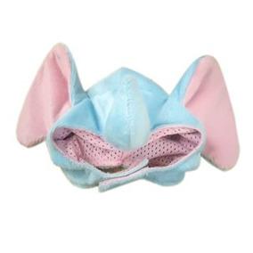 Disfraz Para Perro Preciosa Azul Del Elefante Del Sombrero