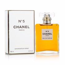 Perfume Chanel N 5 Edp 100ml Lacrado