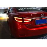 Luz Tracera Mazda 6 2015 2016 Calavera Stop Led Envio Gratis
