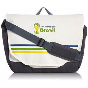 Liquidacion! Bolso Morral adidas Oe Mess Fifa Brasil 2014