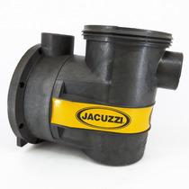 Corpo Do Pré-filtro Bomba Jacuzzi - 1,5 Cv Até 3 Cv