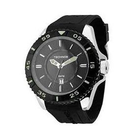 0b16a3283e8 Relogio Technos Mergulho Profissional Relógios De Pulso