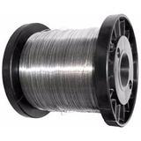 Carretel Fio Aço Inox 0,45mm 400m Cerca Elétrica Fret Grátis
