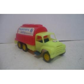 Camion Dina Pipa Cisterna - Camioncito Antiguo Escala