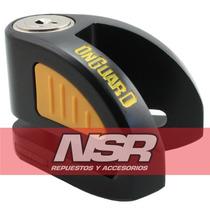 Traba Disco Moto Onguard 8051 Reforzado Acero Titanio Nsr
