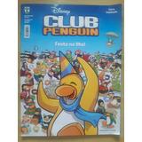 Álbum Figurinhas Club Penguin Festa Na Ilha - Completo