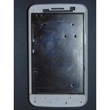 Carcaça Base Lcd Lg Optimus L4 2 Duos Tv E470f