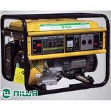 Grupo Electrogeno Nafta / Gas Niwa 5,5 Arranque Electrico