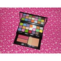 Paleta De Maquiagem De Sombras Completa 3d