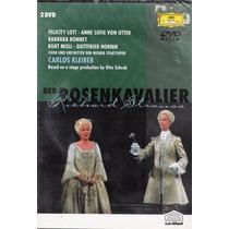 Der Rosenkavalier - R. Strauss - Carlos Kleiber - 2 Dvd´s