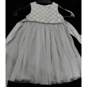 Vestido De Festa Luxo Infantil Importado