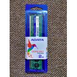 Memoria Ram Adata Ddr2 667 Premier 2gb Nueva Para Pc