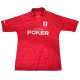 Camiseta Del América De Cali Poker, Talla L