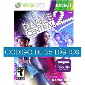 Dance Central 2 - P/ Kinect - Codigo 25 Digitos - Xbox 360