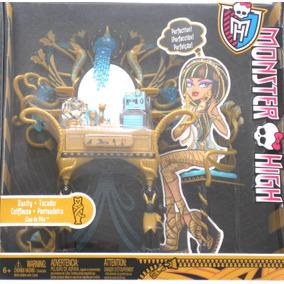Monster High Tocador Vanity Cleo De Nile Ultimo