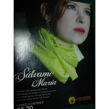Andrea Del Boca Salvame Maria Novela 2 Publicidad Clipping