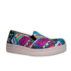 Panchas, Zapatos De Mujer - Mod. Luna - Únicas!! - Envíos!!