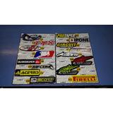 Calcos Stickers Para Moto Auto Bici, Etc Somos Fabricantes!