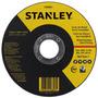 100 X Disco Corte Extra Fino Stanley 4.1/2 X 1mmx 22,2mm