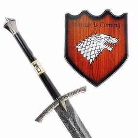 Espada Game Of Thrones Whitner Is Coming Gelo Eddard Stark