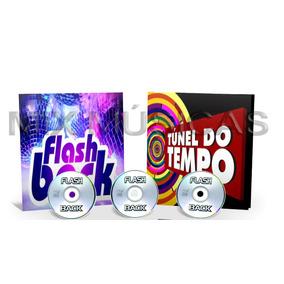 Pack Com 996 Músicas Flash Back Anos 60 70 80 Só As Melhores
