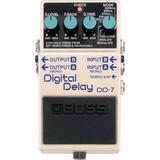Delay Digital Boss Dd-7 - Nuevo - Hasta 12 Cuotas