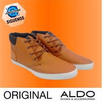 Zapatos Tipo Aldo Shoes De Caballero Tienda Física
