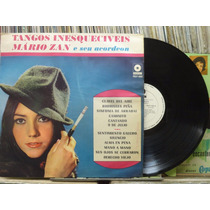 Mario Zan Seu Acordeon Tangos Inesqueciveis Lp Premier 1967