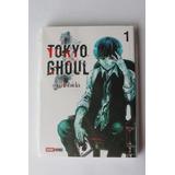 Tokyo Ghoul Manga Tomo 1 Ed. Panini