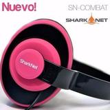 Auricular Nuca Shark Net Sn Combat Manos Libres Microcentro